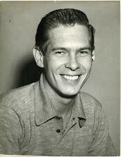 JOHNNIE RAY ORIGINAL 1955 PRESS STILL PORTRAIT PHOTO STAMPED RARE
