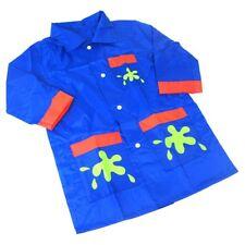Childrens Nylon Splashproof Painting Coat Messy Play Paint Apron 3yrs+ / 5 yrs+
