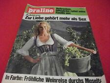 2180 Praline 1968 N 41  Beatrix * Karin Feddwersen * Sylvie Groß Manfred Hausner