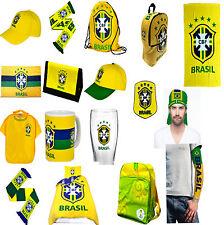 FC BRASIL OFFICIAL CBF FOOTBALL MERCHANDISE CANARINHO BRAZIL FAN SOUVENIR