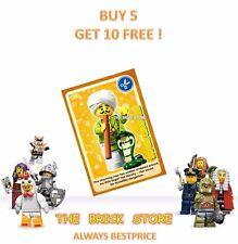 Lego #130 encantador de serpientes-crear el mundo Trading Card-Bestprice + regalo-Nuevo