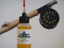 BEST synthetic oil for Ross fly reels, PLEASE READ!!