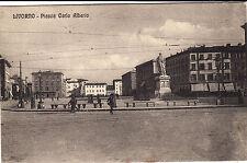 #LIVORNO: PIAZZA CARLO ALBERTO