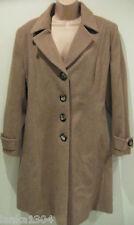 Alexon Camel Wool Winter Smart Over Coat (NEW) Size 18 £200.00
