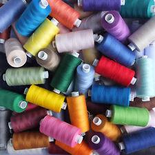 1 bobine de moon couture fil 120S polyester - 57 couleurs à choisir, 914m