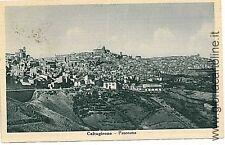 CARTOLINA d'Epoca - CATANIA : CALTAGIRONE