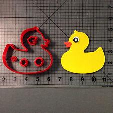Rubber Ducky Cookie Cutter Set