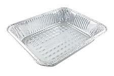 Handi-Foil Half-Size Deep Aluminum Foil Steam Table Disposable Pan - Hfa# 321-40