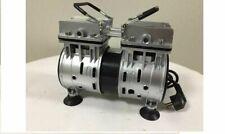 Vakuumpumpe Ölfrei Labor Unterdruckpumpe Vacuum Pumpe ölfreie Kompressorpumpe