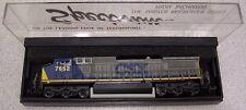 Bachmann Spectrum #86054 GE Dash 8-40CW Diesel CSX #7652 Engine N Scale