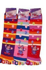 Ladies/Women Clown and Balloon patterned Toe Socks