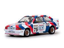 SUNSTAR 4965 4966 FORD ESCORT Mk3 1600i model car BSCC & BTCC 1985 / 1988 1:18th