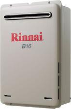 Rinnai Builders 60°C 16L Natural Gas Instantaneous Hot Water System B16N60A B16