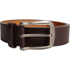 Mens Duke D555 King Size Plus Big Large Buckle Leather Belt