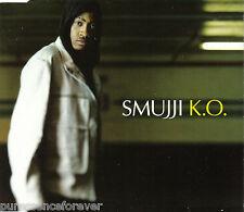 SMUJJI - K.O. (UK 2 Track CD Single)