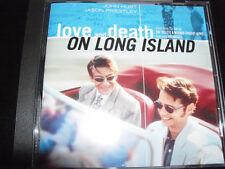 Love & Death In Long Island Rare Movie Soundtrack CD - Like New