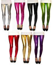 Ankle Length Leggings Ultrashine with Spandex SIZES 8 - 18