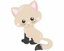 Katze Kitty Aufkleber Sticker Autoaufkleber Scheibenaufkleber