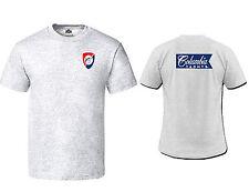 Columbia Yachts Ash Gray T-Shirts