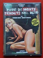 dvd passi di morte perduti nel buio film horror movie robert webber leonard mann