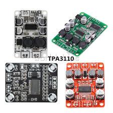 12V 15W+15W 30W Dual/Mono Channel TPA3110 Stereo Speaker Digital Amplifier Board