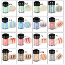 Loose Eyeshadow Powder Shimmer Matte Eye Makeup Body Art Nail Art 4g - 43 Color