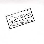 Three Sides Live (CD 1992) Genesis big box 2 disc cd album