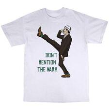 Basil Fawlty T-Shirt 100% Premium Cotton John Cleese Monty Python