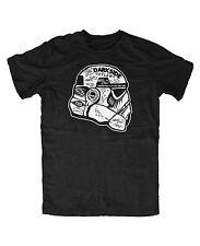 The Darkside Outlaws T-Shirt Fun Kult Star Wars Darth Vader Obi Wan Stormtrooper