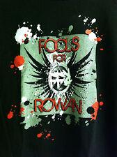 FFR FOOLS FOR ROWAN TANGLED CONCERT TOUR MEDIUM LONG SLEEVE SHIRT Erin Mullins