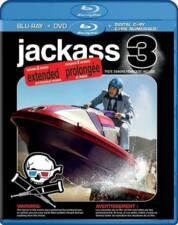 Jackass 3 (Blu-ray disc, 2011, Audio English, Francais & Espanol)