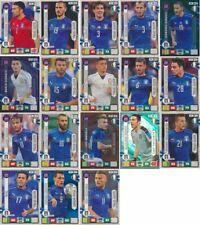 Panini Adrenalyn XL Road to World Cup 2018 - Mannschaft Italien aussuchen