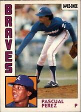 1984 O-Pee-Chee Baseball #1 - #256 - Choose Your Cards