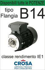 Motore TriFase - B14 - Professionali e Performanti Gamma Completa