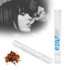 Glaspfeife Rohr Zigarettenspitze Rohr Shisha Filter Rauch Teer Zigarettenpfeife