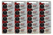 20 PK Maxell CR2032 CR 2032 3V Lithium Batteries