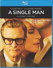 A Single Man (Blu-ray Disc, 2010) Brand New Colin Firth Julianne Moore