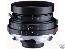 100% New Unused Voigtlander COLOR SKOPAR 21mm F4 P Leica M Voigtlaender