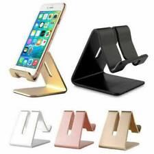 Universal Aluminum Alloy Desktop Desk Stand Holder Mount For Phone &Tablet Pad