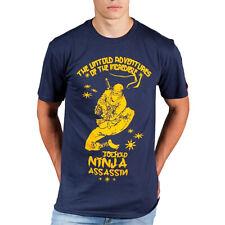 Gawakoto Ninja Toe Hold T-Shirt - Navy