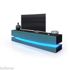 Mobile per TV modello New York, porta TV soggiorno con frontali in 13 finiture