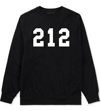 Kings Of NY 212 718 Zip Code Crewneck Sweatshirt New York