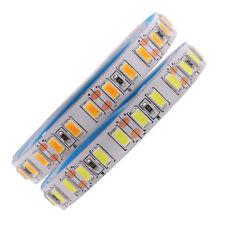 LED Strip Flexible Light DC12V 5730 120LED/m 1m 5m more bright than 5050 2835