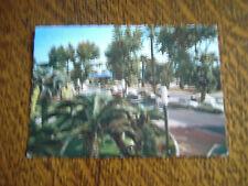 carte postale reflets de la cote d'azur cannes (a.-m.) la croisette et les jardi