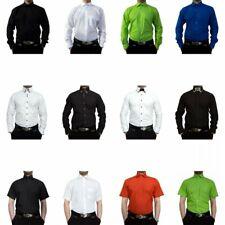 Herren Designer Hemden B-Ware Freizeit Hemd Business Kent Kragen Lang Kurz Arm