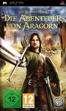 PSP Spiel - Der Herr der Ringe: Die Abenteuer von Aragorn (mit OVP)