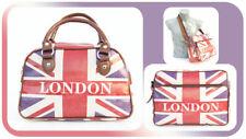 LONDON Tasche Umhängetasche MESSENGER BAG Schultertasche Damentasche UNISEX GB 4