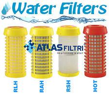 Whole House Water Cartridges ATLAS - HYDRA RAH / RLH / RSH / HOT