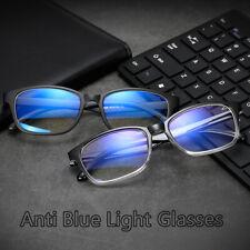 Eyeglasses Anti Blue Light Black Eye Glasses Frames Prescription Eyewear