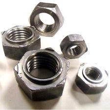 Hexágono Soldadura NUTS Self Color Metal, M5, M6, M8 y M10, Din 928-escoja su importe